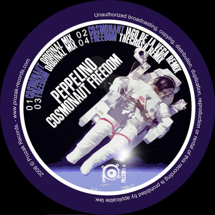 PEPPELINO - Freedom / Cosmonaut