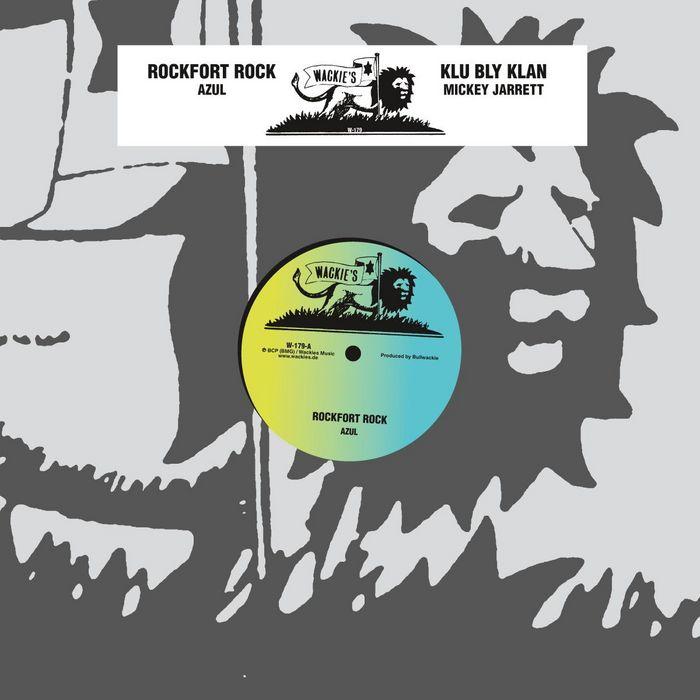 AZUL/MICKEY JARRETT - Rockfort Rock