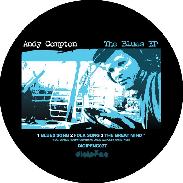 COMPTON, Andy - The Blues EP