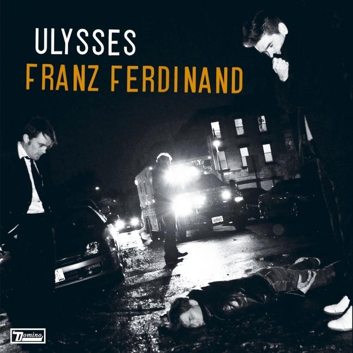 FRANZ FERDINAND - Feeling Kind Of Anxious