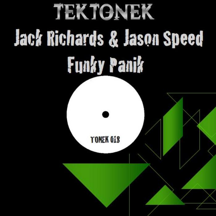 RICHARDS, Jack/JASON SPEED - Funky Panik