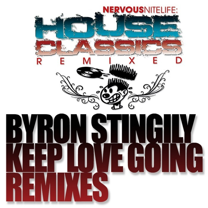 STINGILY, Byron - Keep Love Going
