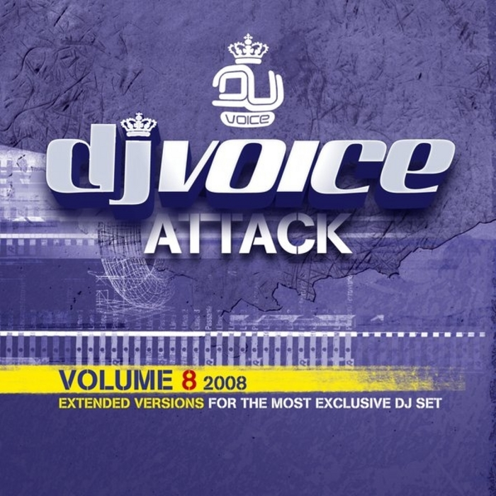 VARIOUS - DJ Voice Attack Vol 8 2008