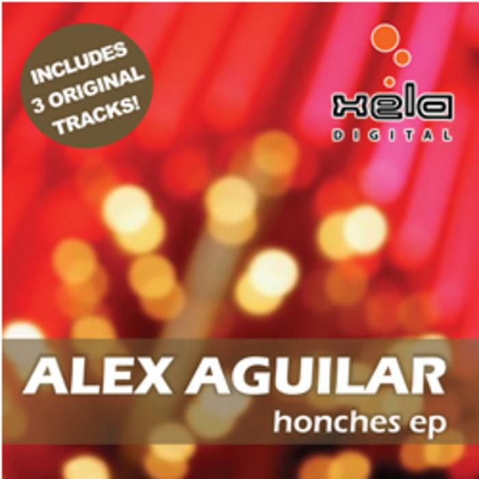 AGUILAR, Alex - Honches EP