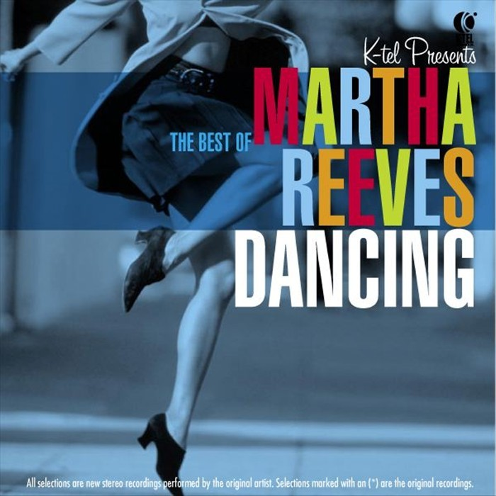 REEVES, Martha - Dancing In The Streets - The Best Of Martha Reeves