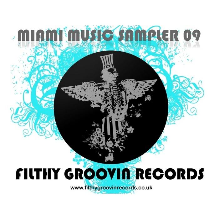 SPIRITMINDSTER/JIMMY ONASSIS/JOSE DEL VALLE/TRIBALISHIOUS/ANDY NOTALEZ/DJ MIKAEL REIS/LILAS - Miami Sampler 09
