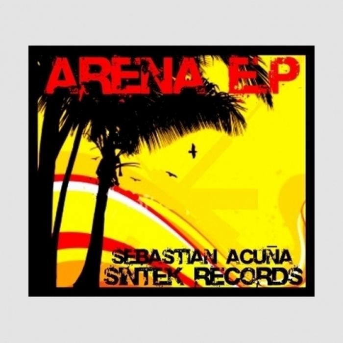 ACUNA, Sebastian - Arena EP