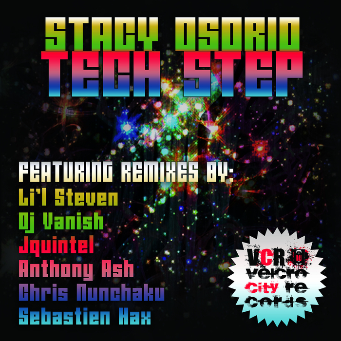 OSORIO, Stacy - Tech Step
