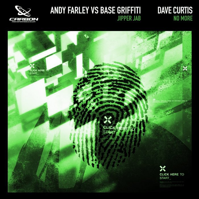 FARLEY, Andy & BASE GRAFFITI/DAVE CURTIS - Jibberjab/No More