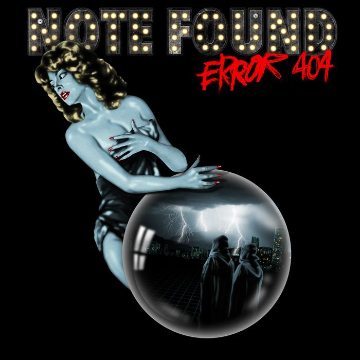 NOTE FOUND - ERROR 404