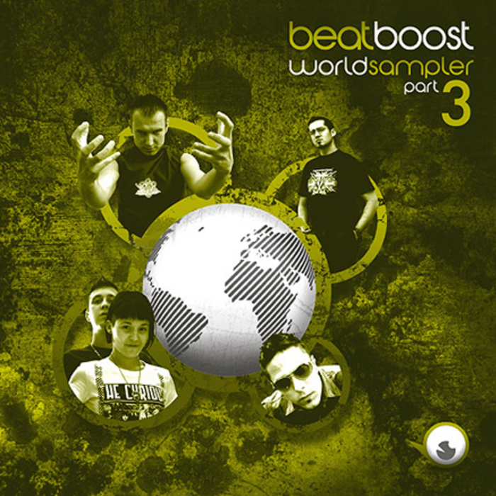 NOTILL, Greg/MOTORMORFOSES/HARDTRAX/DJ OGI - Beatboost Worldsampler Part 3