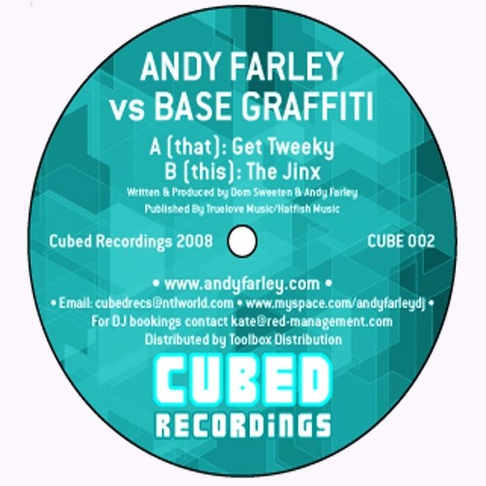 FARLEY, Andy vs BASE GRAFFITI - Get Tweeky