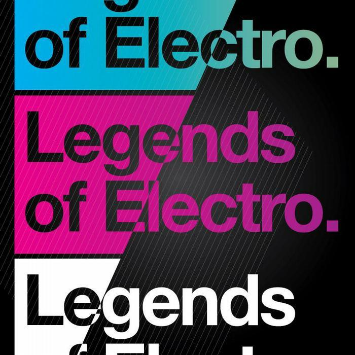 VARIOUS - Legends Of Electro Vol 1