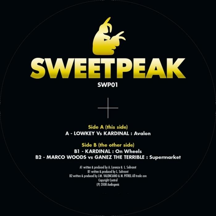 LOWKEY/KARDINAL/MARCO WOODS/GANEZ - Avalon