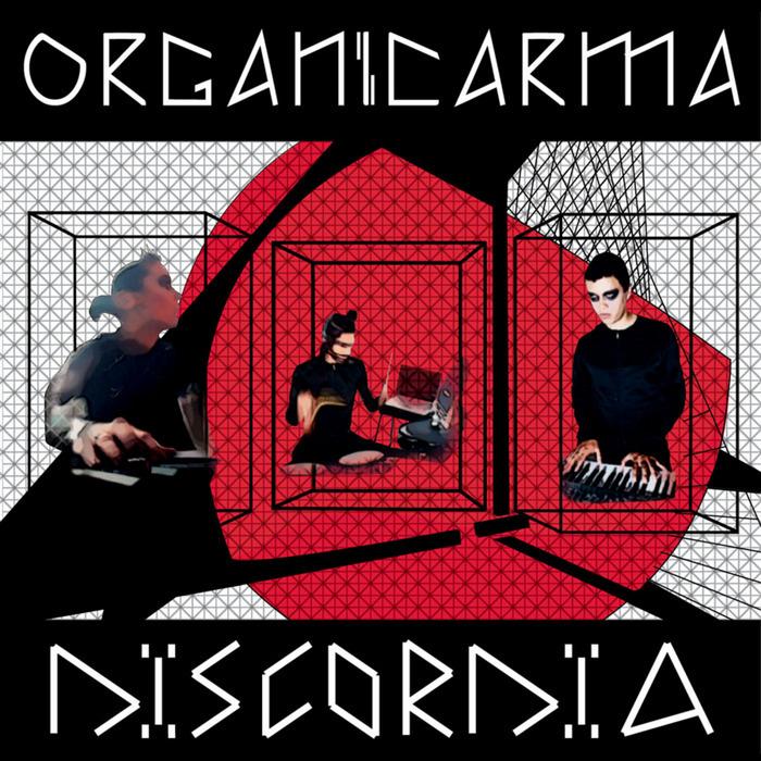 ORGANIC ARMA - Discordia
