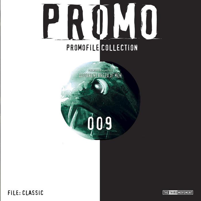 PROMO - Different Breed Of Men - Promofile Classic 009