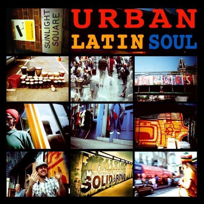 SUNLIGHTSQUARE - Urban Latin Soul