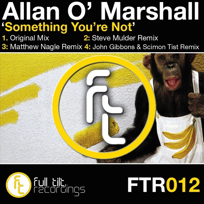 O'MARSHALL, Allan - Something You're Not
