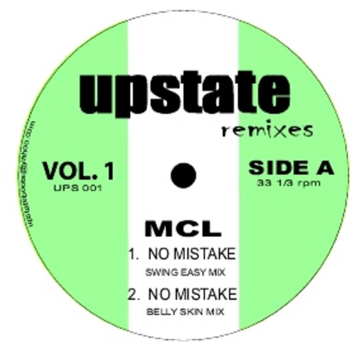 UPSTATE REMIXES - No Mistake