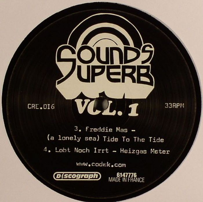 IN FLAGRANTI/OBLIO/FREDDIE MAS/LOBT NOCH IRRT - Sounds Superb Vol 1