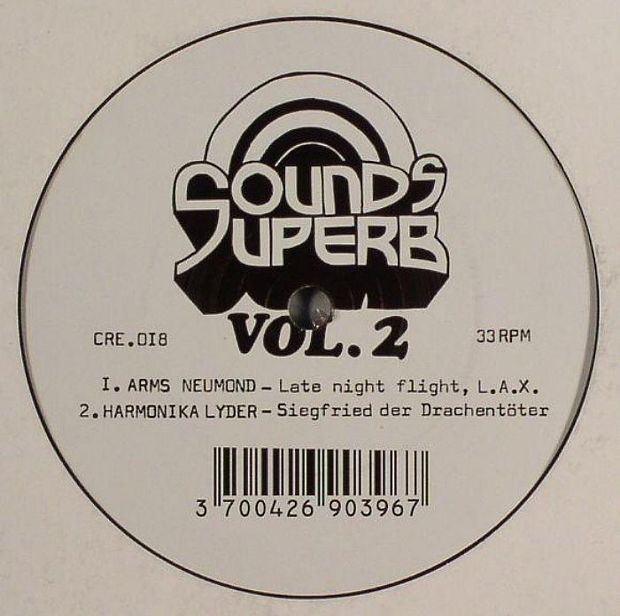 ARMS NEUMOND/HARMONIKA LYDER/AIRY DUN/FAB TACK - Sounds Superb Vol 2