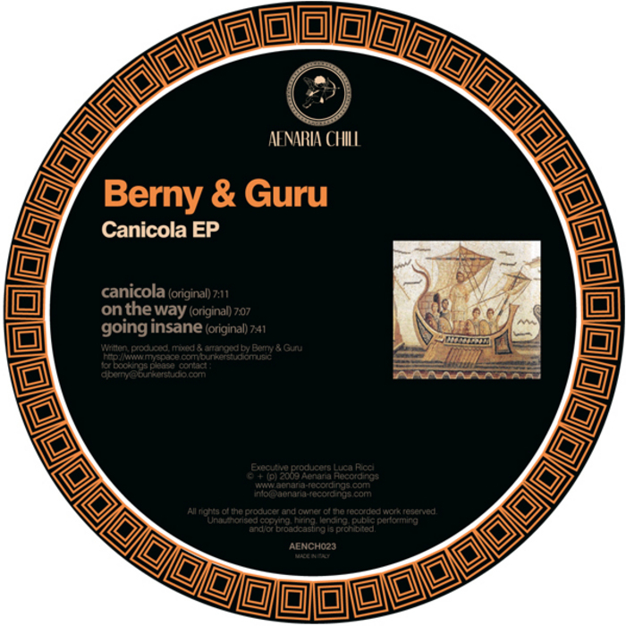 BERNY/GURU - Canicola
