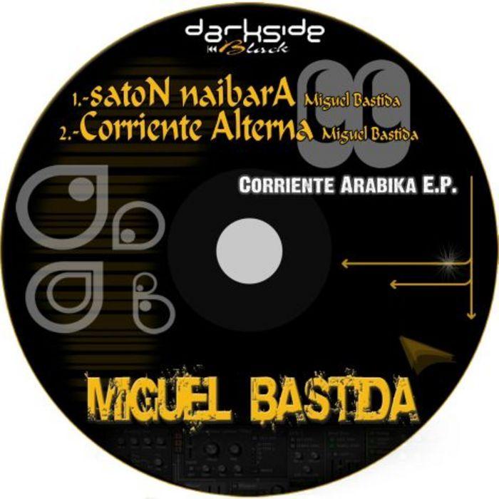 BASTIDA, Miguel - Corriente Arabika EP