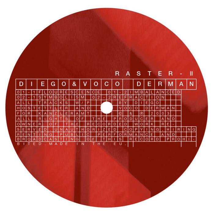 DIEGO/VOCO DERMAN - Raster II