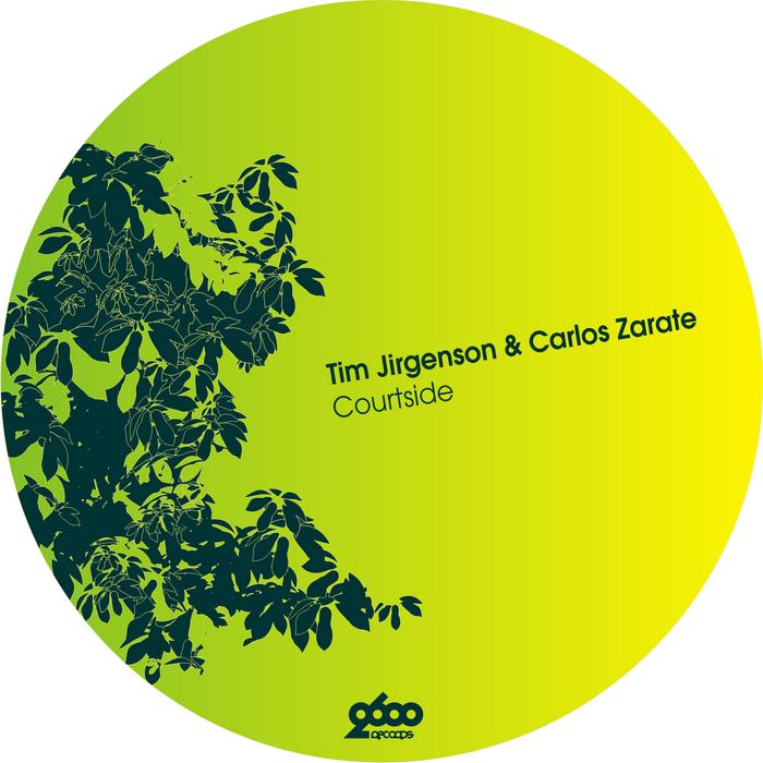 JIRGENSON, Tim/CARLOS ZARATE - Courtside EP