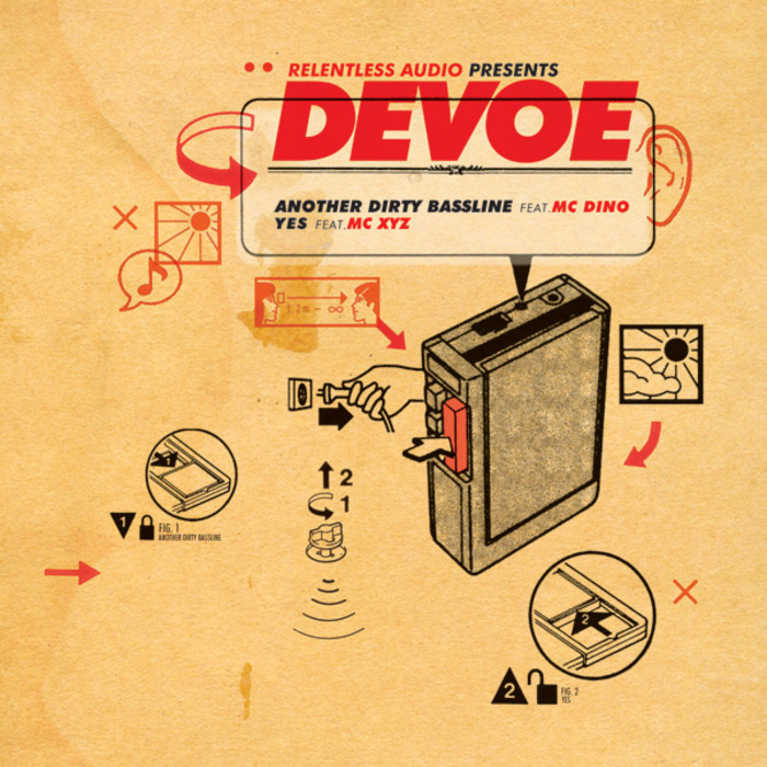 DEVOE feat MC DINO/MC XYZ - Another Dirty Bassline