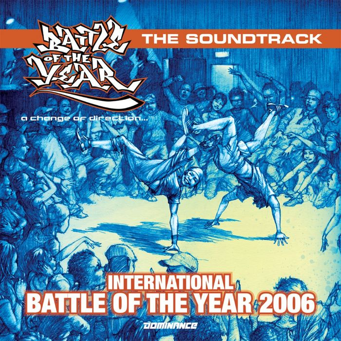VARIOUS - International Battle Of The Year 2006 - The Soundtrack