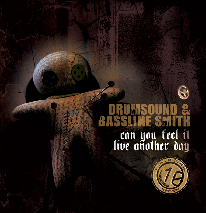 DRUMSOUND & BASSLINE SMITH - Can You Feel It
