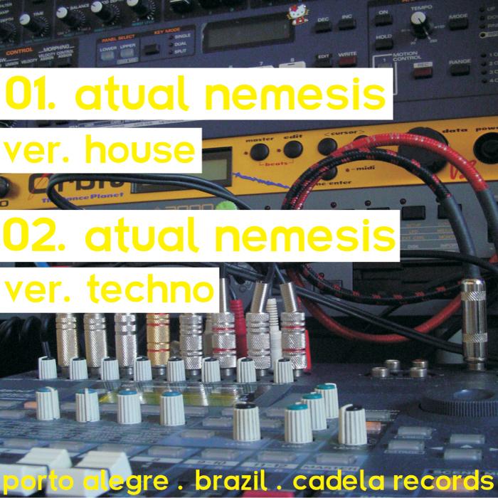 BARTH, Nando - Atual Nemesis