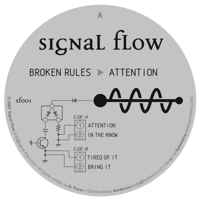 BROKEN RULES - Attention