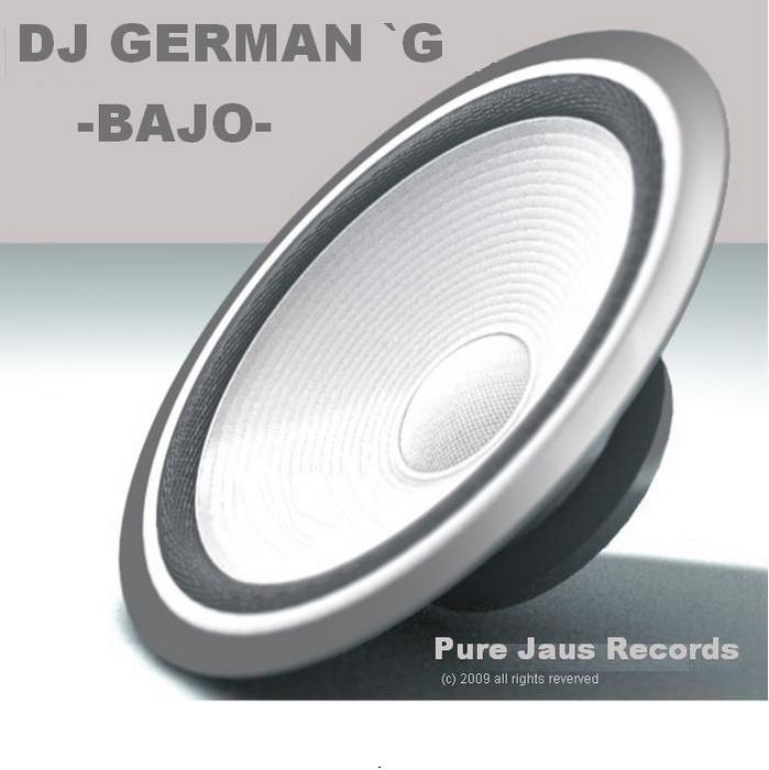 DJ GERMAN G - Bajo