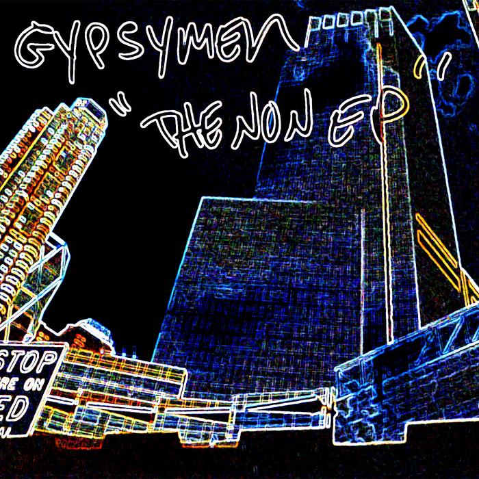 GYPSYMEN - The Non EP
