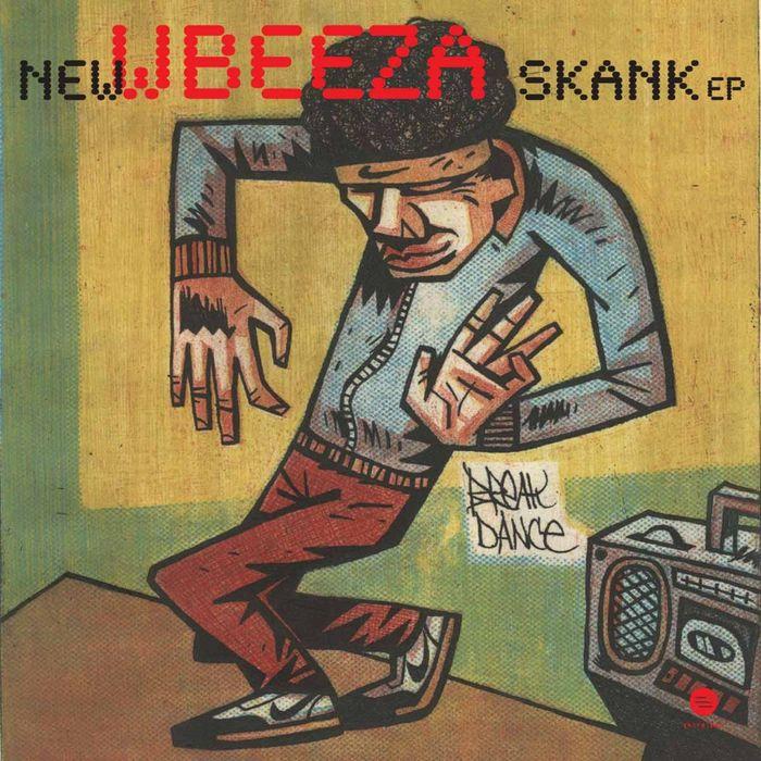 WBEEZA feat TINA PENNI ANNE - New Skank EP