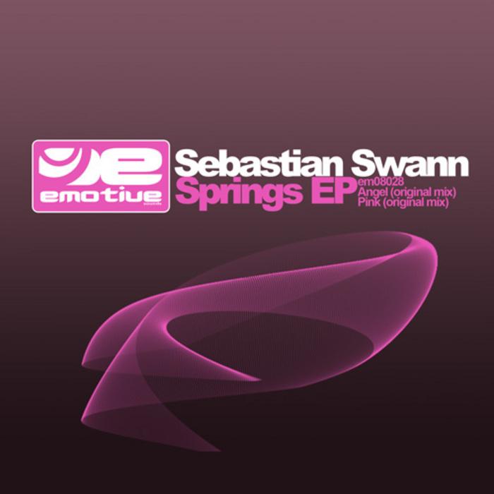 SWANN, Sebastian - Springs EP