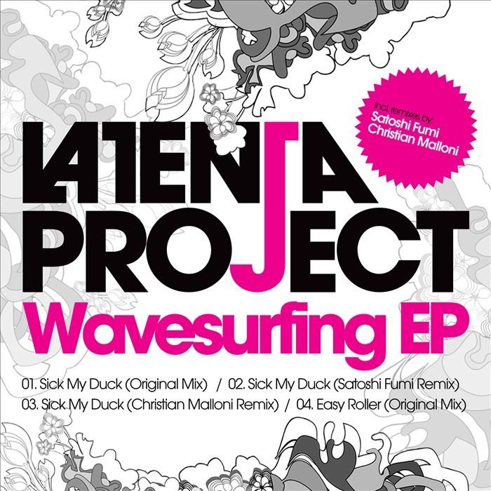 LATENTA PROJECT - Wavesurfing