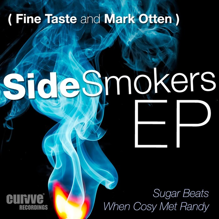 SIDESMOKERS feat FINE TASTE/MARK OTTEON - Sidesmokers