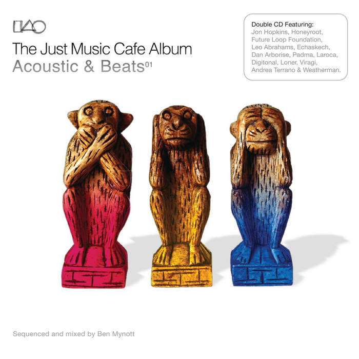 VARIOUS - The Just Music Cafe Album: Acoustic & Beats 01