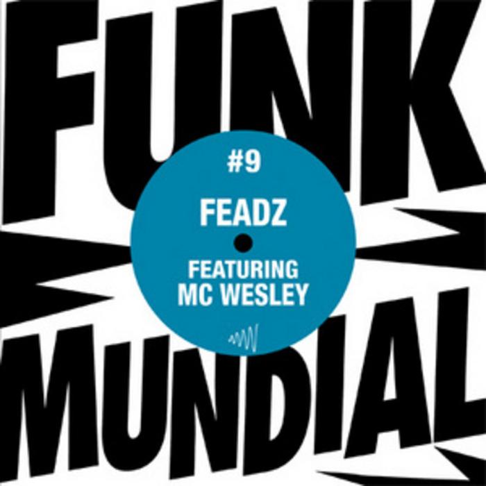 FEADZ feat MC WESLEY - Subiu Desceu