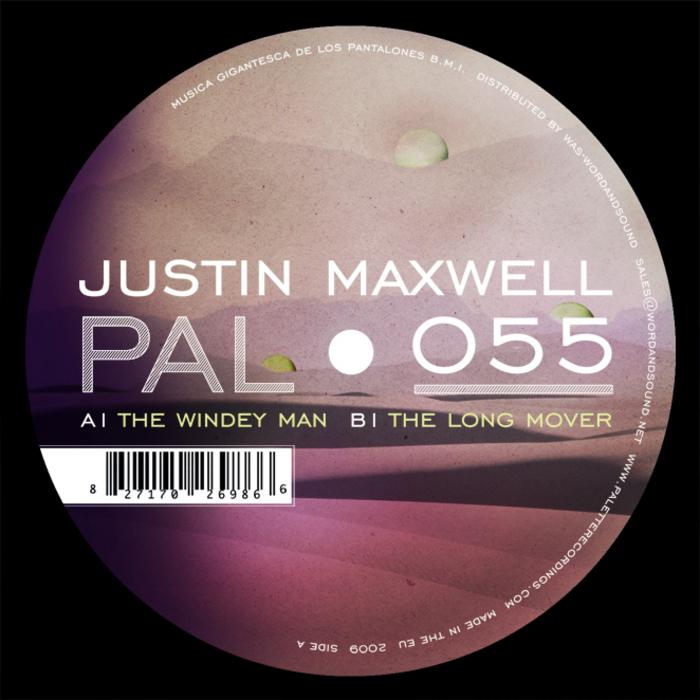 MAXWELL, Justin - The Windey Man