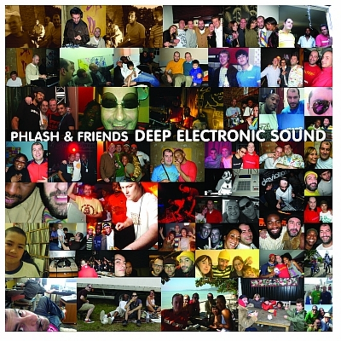 PHLASH & FRIENDS - Deep Electronic Sound