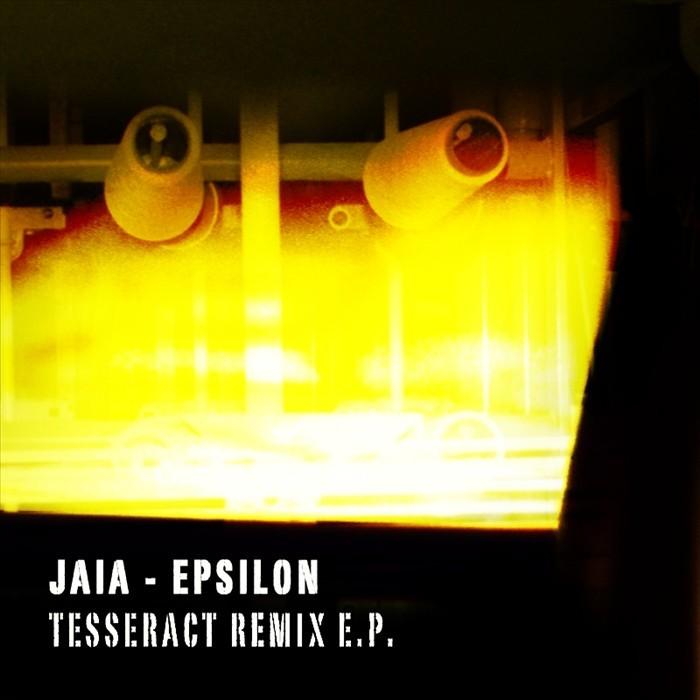 JAIA - Epsilon EP (Tesseract remix)