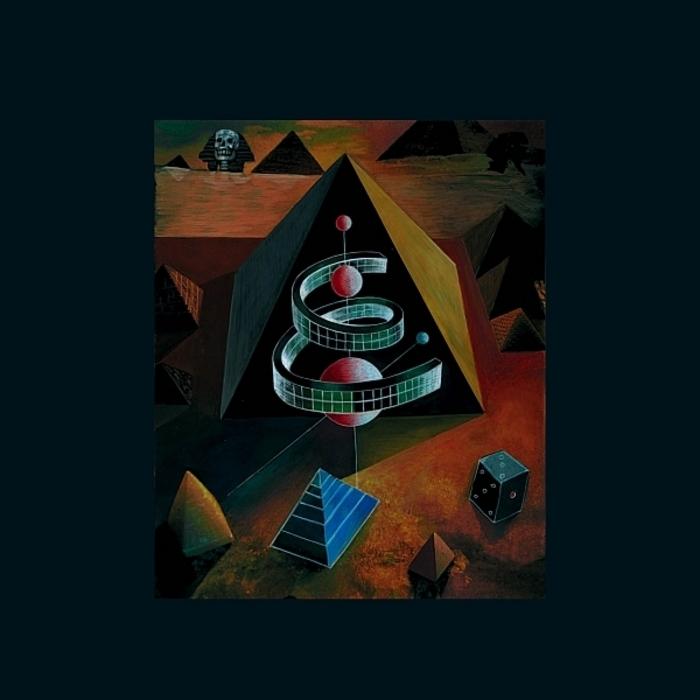 DE BABALON, Christoph/MOMUS/PHILLIP SOLLMANN/ARISES - Pyramid Drift