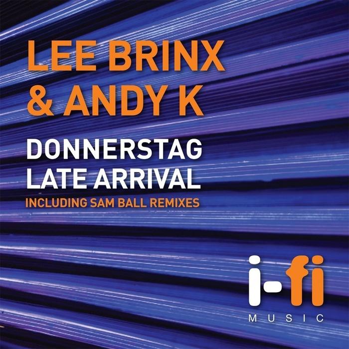 BRINX, Lee/ANDY K - Donnerstag