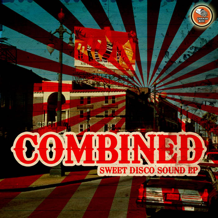 COMBINED - Sweet Disco Sound EP