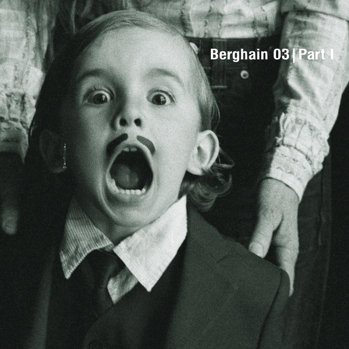 LIONNI, Tony/RADIO SLAVE - Berghain 03 Part I