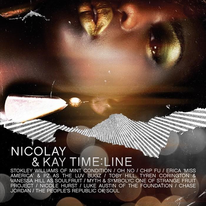 NICOLAY & KAY - Time:Line